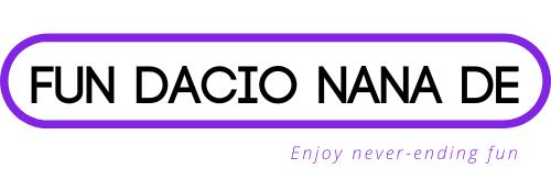Fun Dacio Nana DE