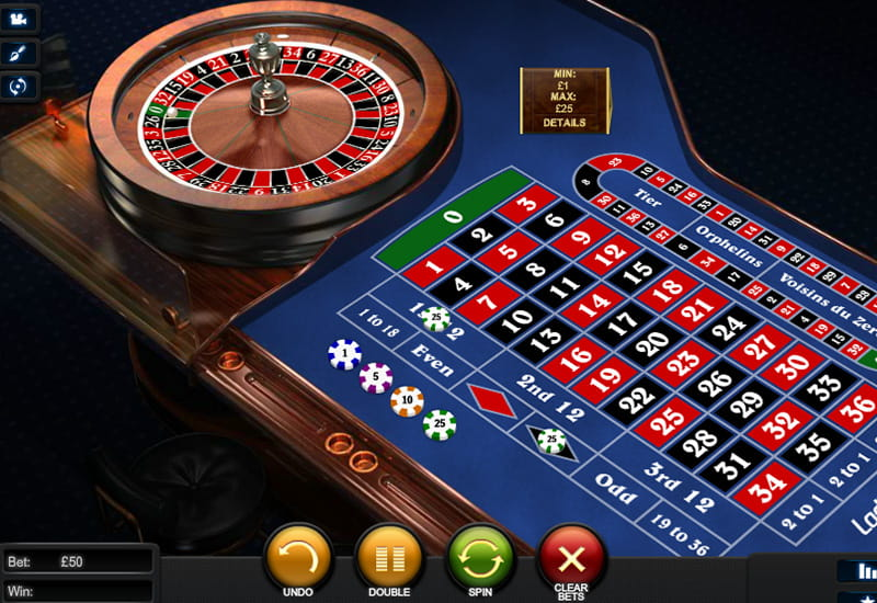 Play Free Online Roulette Game For Fun