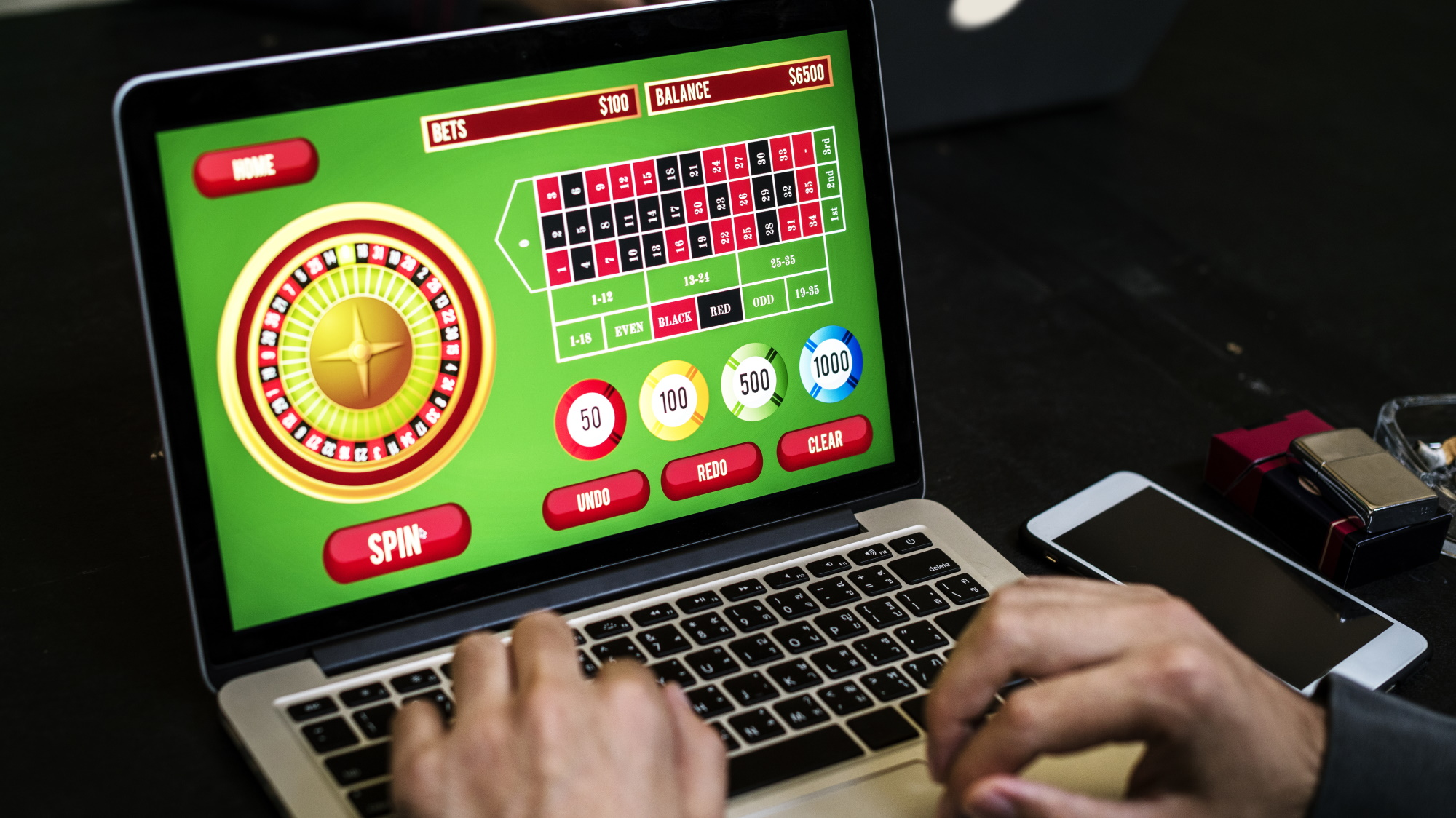 Betting Systems For Online Casino Gamblers